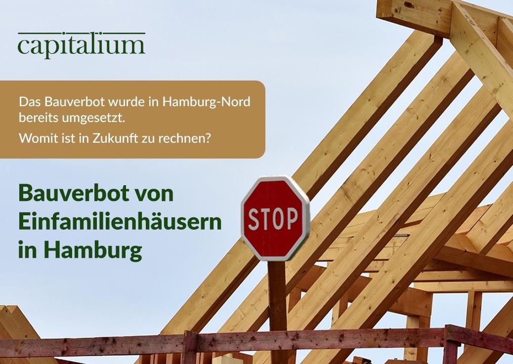 Bauverbot von Einfamilienhäusern in Hamburg – womit ist zu rechnen?