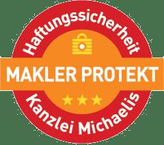 Haftungssicherheit Capitalium Datenschutz Kanzlei Michaelis Maklerprotekt Hamburg Berater